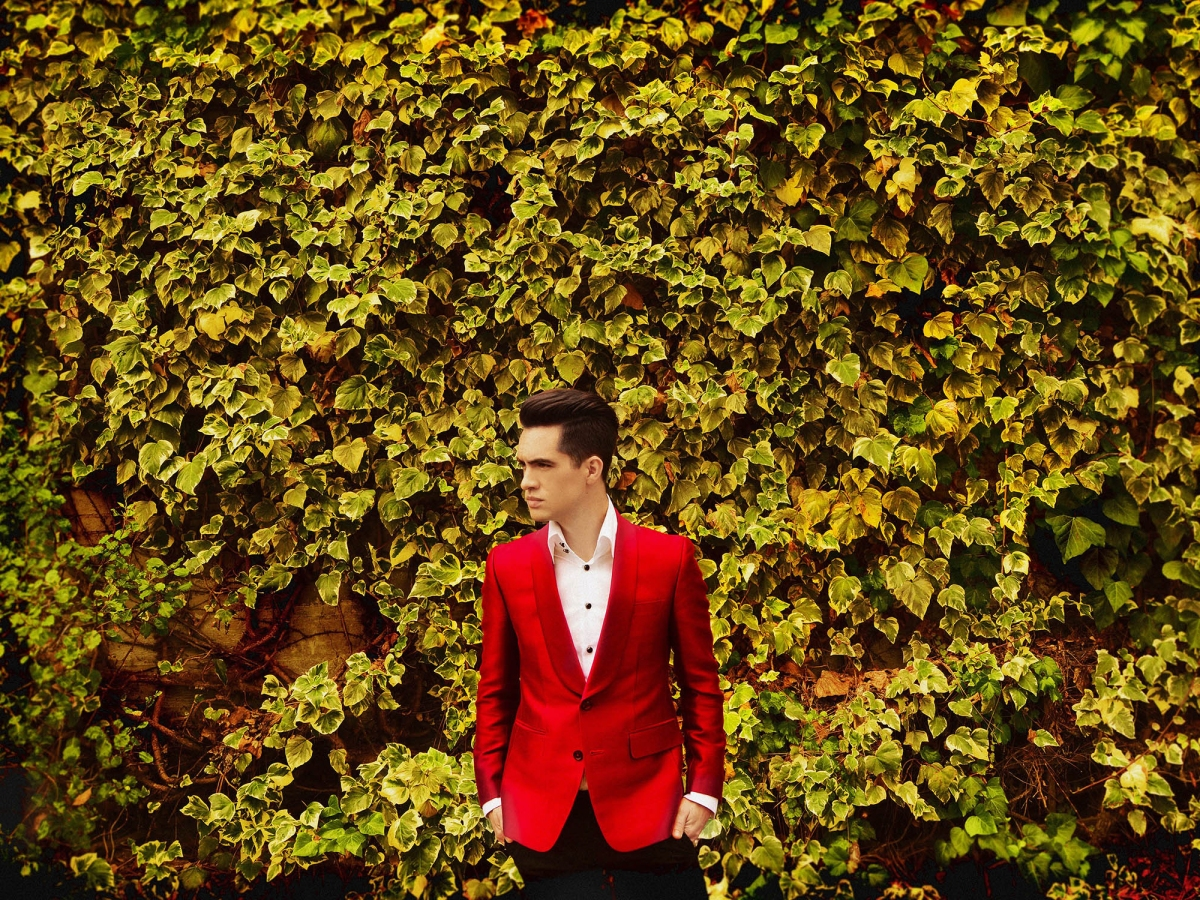 Brendon Urie Working On New Panic! At The Disco Material