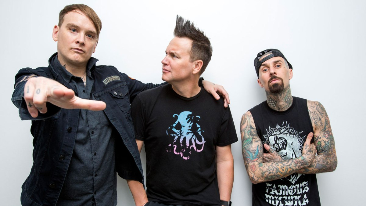 "Blink-182's Matt Skiba: ""Some Tom Loyalists Were Like, 'F**k You! This Is Terrible'"""