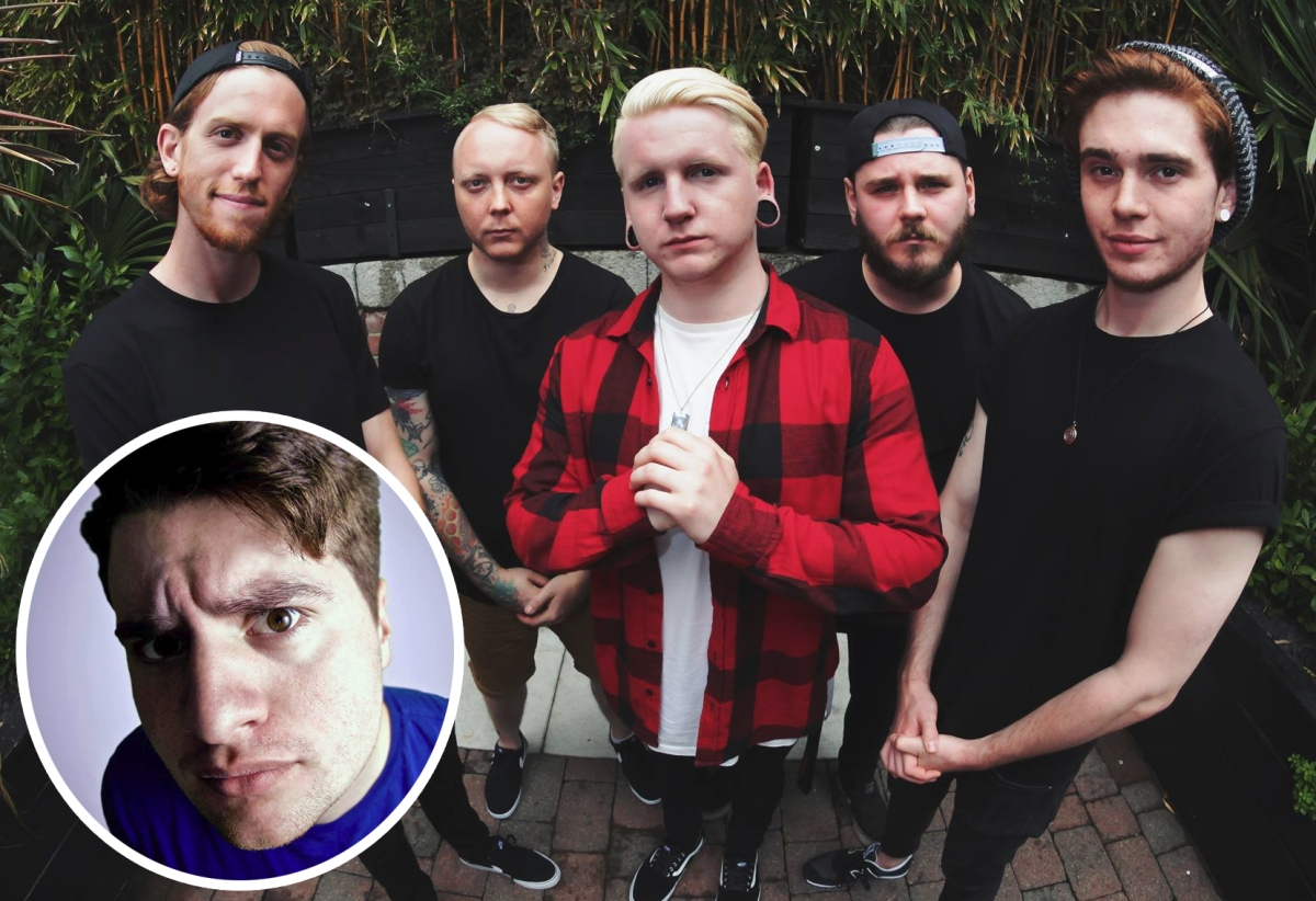 A UK Pop Punk Band Allegedly Ripped Off A Jarrod Alonge Song