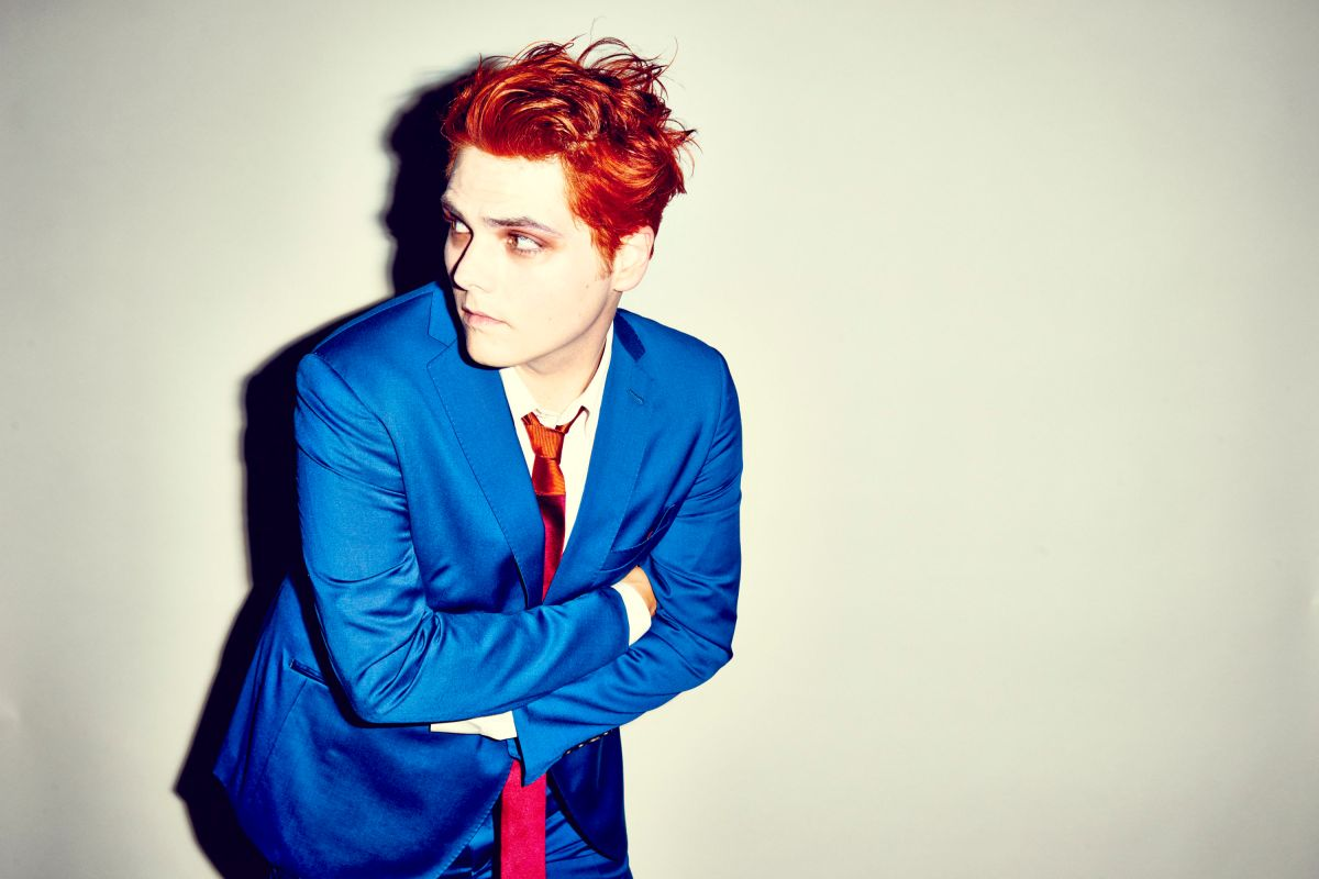 Gerard Way Talks New Music & 2016 In Recently Released Statement