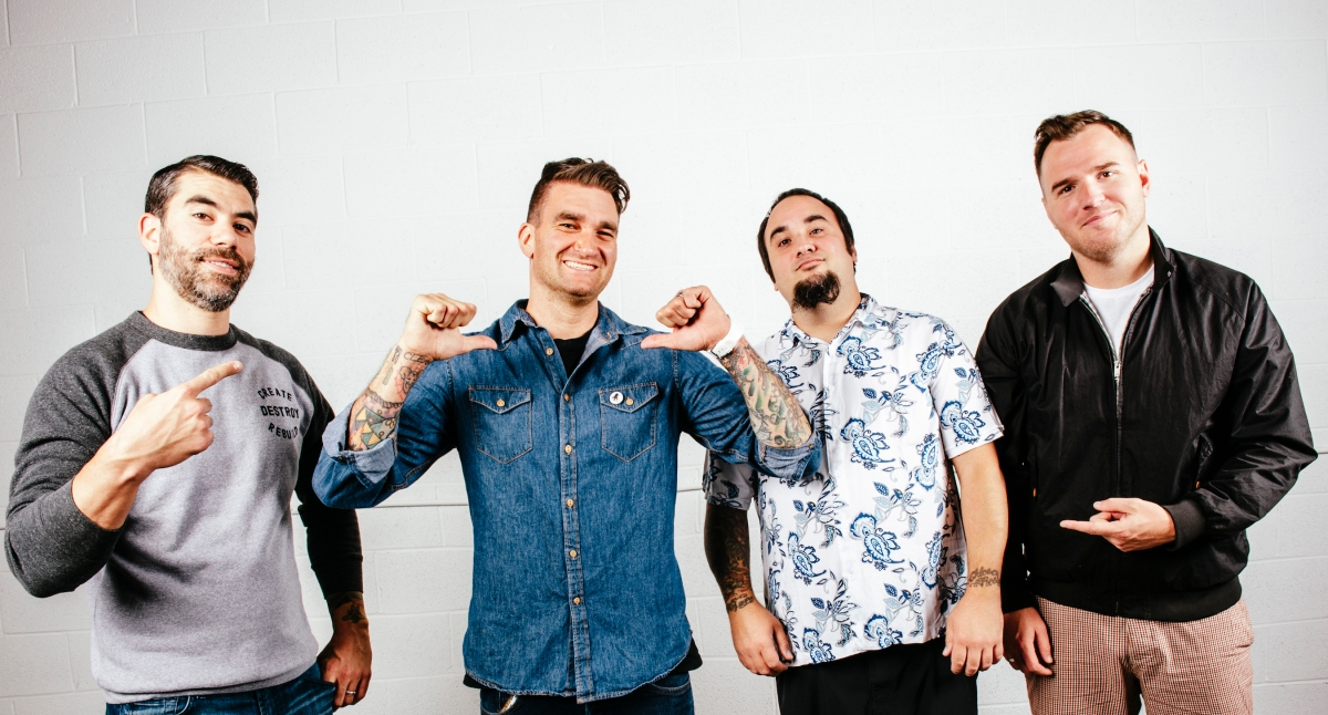 New Found Glory Are Up To Something