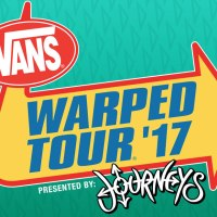Vans Warped Tour 2017 - The Mock Line-Up