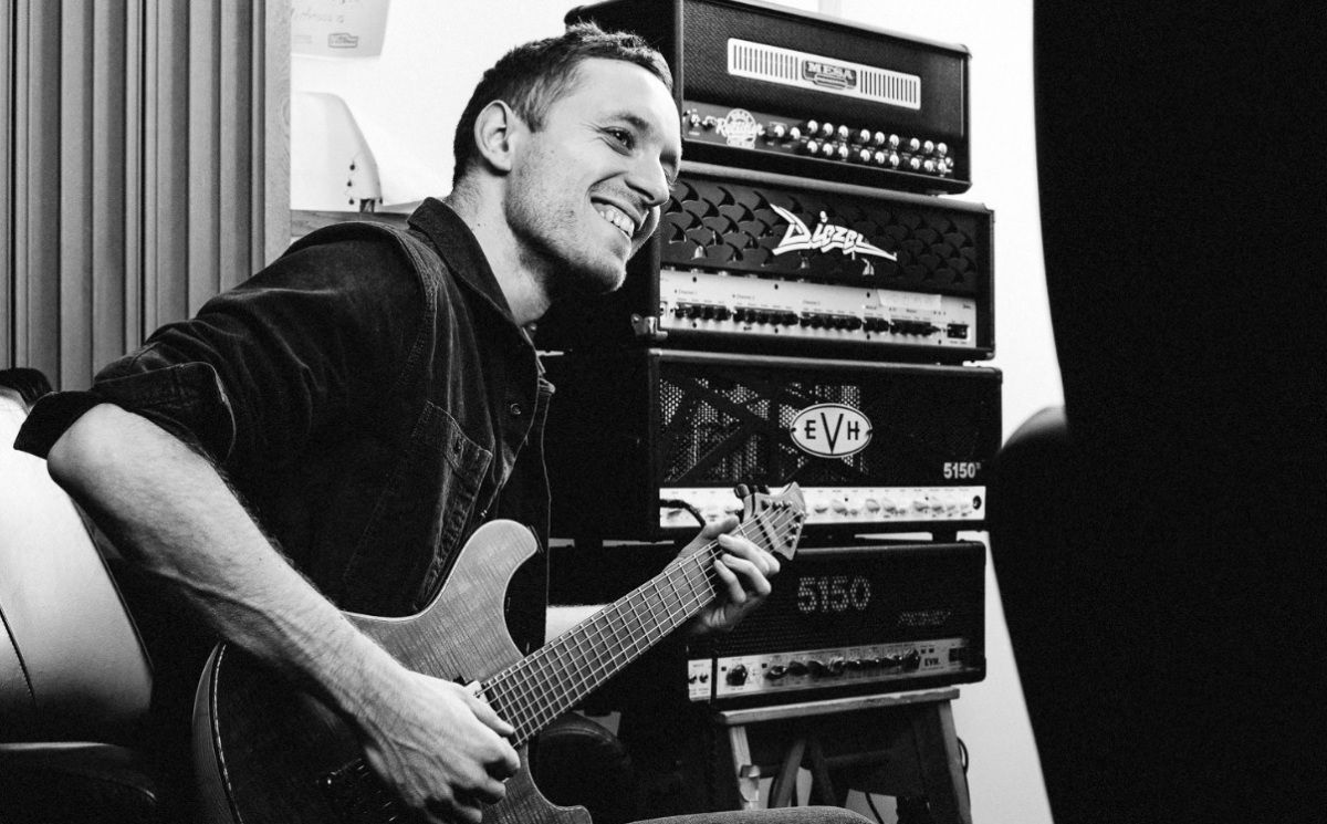 Architects' Dan Searle Has Opened Up About The Loss Of His Brother, Tom Searle For The First Time