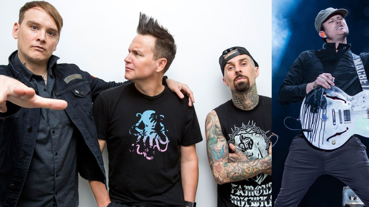 Tom DeLonge Is Back In Blink-182, Band Are Now A Quartet