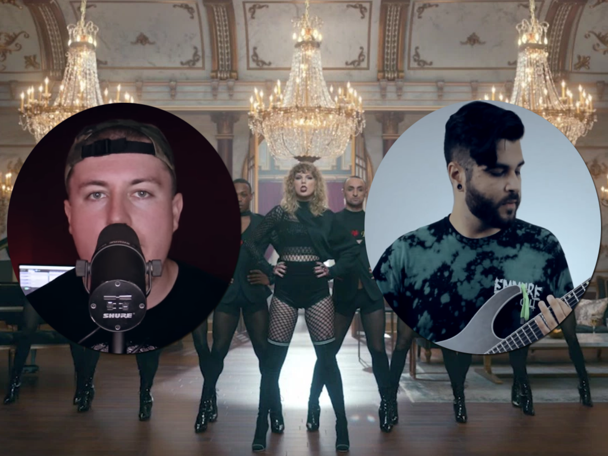 This Metal Cover Of Taylor Swift's 'Look What You Made Me Do' Is Insanely Good!